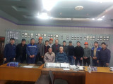 "Visit of professors and masters of the department ""Use of water and pumping stations"" to Jizzakh Pumping Station"